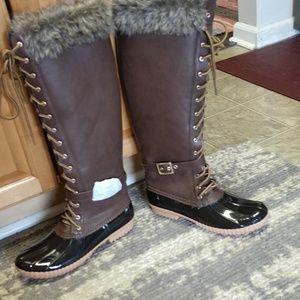 Nature Breeze Winter/Snow Boots ,NWT,sz 10